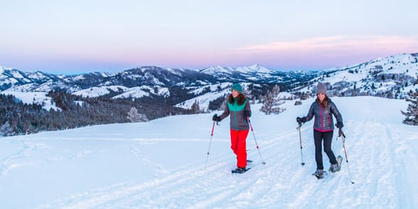 Photo of people skiing in Boise