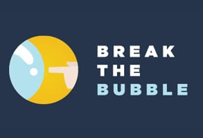 Break the Bubble logo