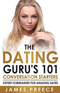 Cover of The Dating Guru's 101 Conversation Starters