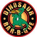 Dinosaur Bar-B-Que Logo