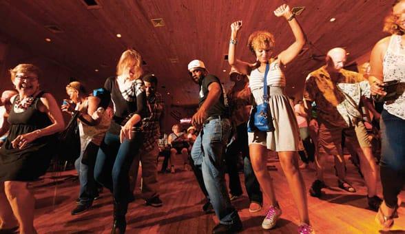 Photo of the Jackson Rhythm and Blues Festival