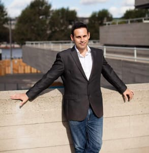 Photo of James Preece, dating coach and author