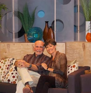 Photo of relationship expert Kathy Dawson and her husband Dick