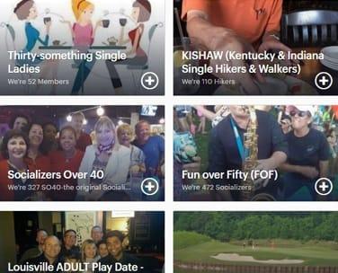 Louisville Singles Events
