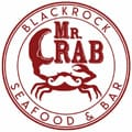 Mr. Crab Seafood and Bar Logo