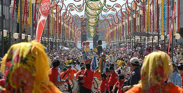 Photo of the Portugal Day Festival