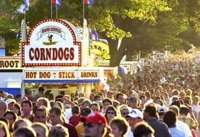 Photo of the Iowa State Fair
