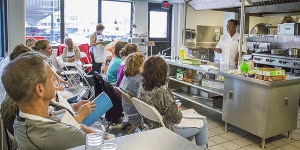 Photo of an adult class in Virginia Beach