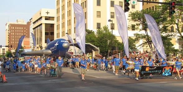 Photo of the Wichita River Festival