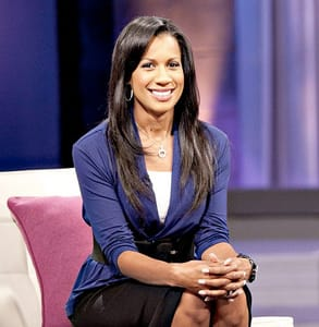 Photo of Dr. Michelle, motivational speaker, author, and life coach