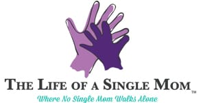 Photo of the Life of a Single Mom logo