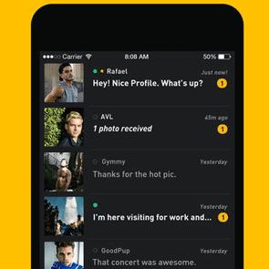 Hornet isn' t just a gay dating app;