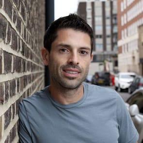 Photo of Joel Simkhai, Founder of Grindr