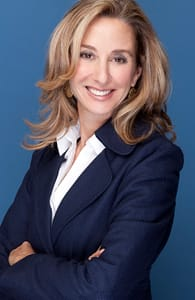 Photo of Rachel Sussman, relationship expert and therapist