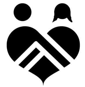 Photo of the Love at First Fight logo
