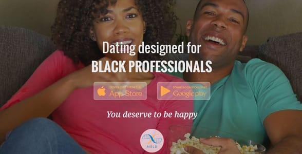 Screenshot of Meld's homepage
