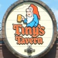 Tiny's Tavern Logo