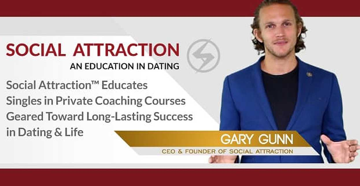 Social Attraction™ Educates Singles in Private Coaching Courses Geared Toward Long-Lasting Success in Dating & Life