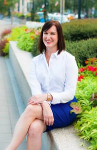 Photo of Jennifer Spaulding, leadership coach