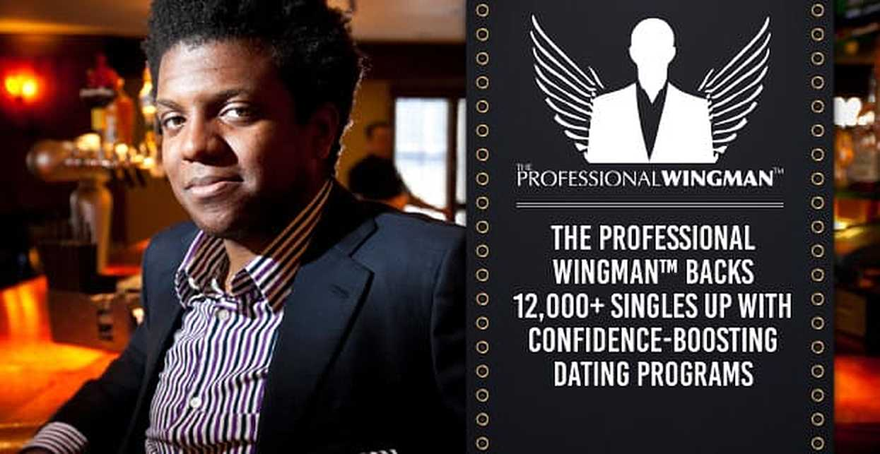 The Professional Wingman™ Backs 12,000+ Singles Up With Confidence-Boosting Dating Programs