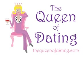 Photo of The Queen of Dating logo