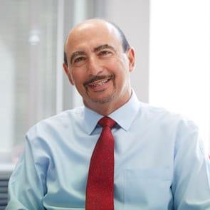 Photo of Charlie Abrahams, Senior Vice President at MarkMonitor