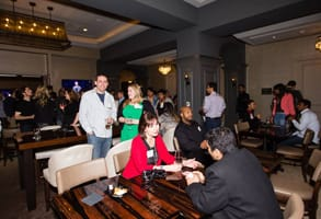 Photo of a Chicago First Dates event