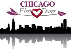 Photo of the Chicago First Dates logo