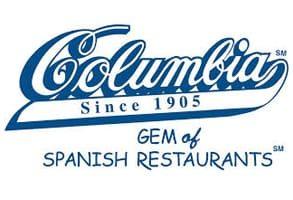 Photo of the Columbia Restaurant logo