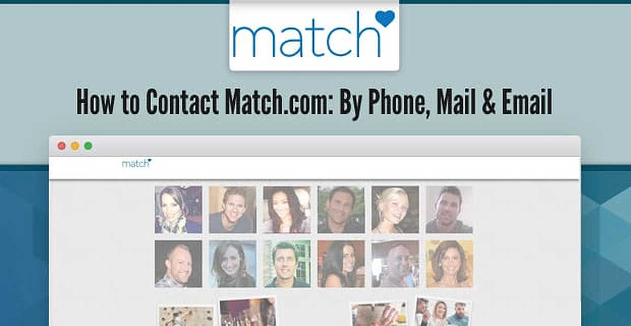 How to Contact Match.com (By Phone, Mail & Email)