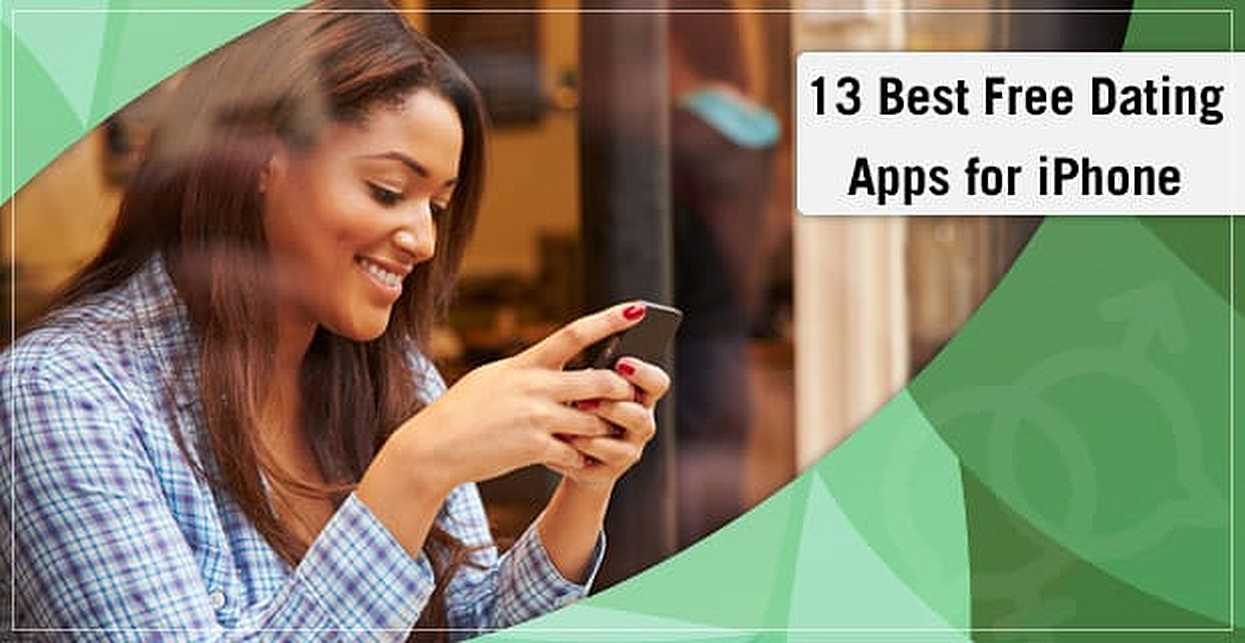 13 Best Free Dating Apps for iPhone (Gay, Lesbian & Local)