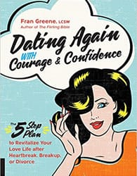 Cover of Dating Again With Courage and Confidence by Fran Greene