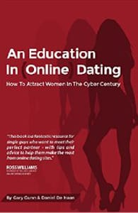 Cover of An Education in Online Dating by Gary Gunn and Daniel De Haan