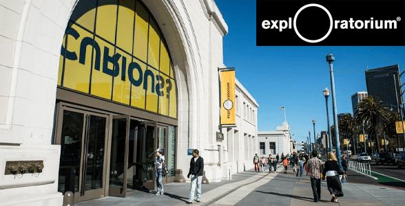 Photo of the the Exploratorium