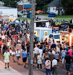 Photo of the Food Truck Fest in Oklahoma City