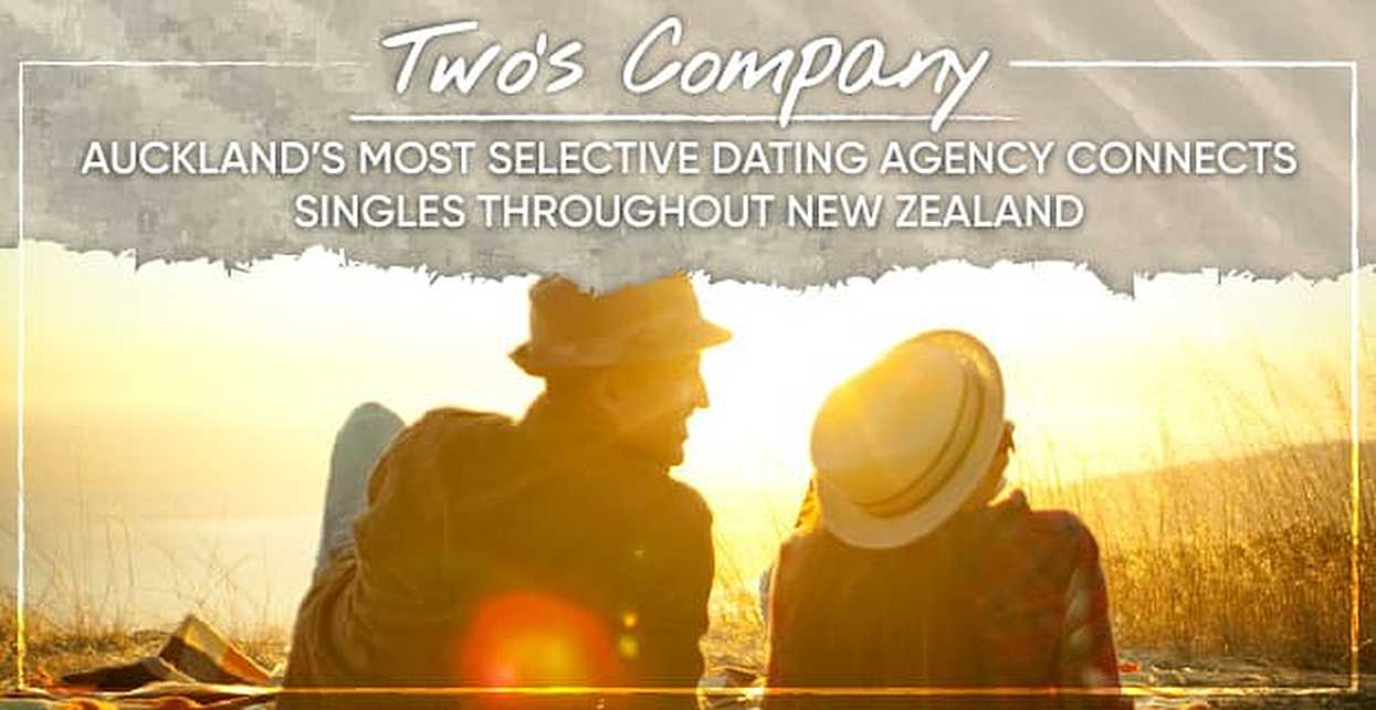 Dating agency new zealand