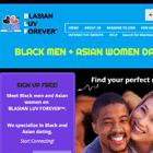 Blasian Luv Forever