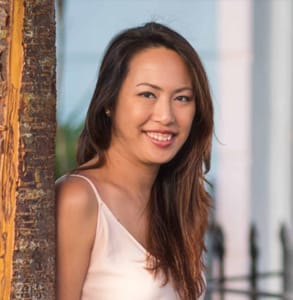 Photo of Christina Leong, professional dating and life coach