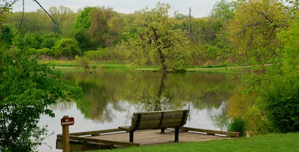 Photo of Gallup Park in Ann Arbor