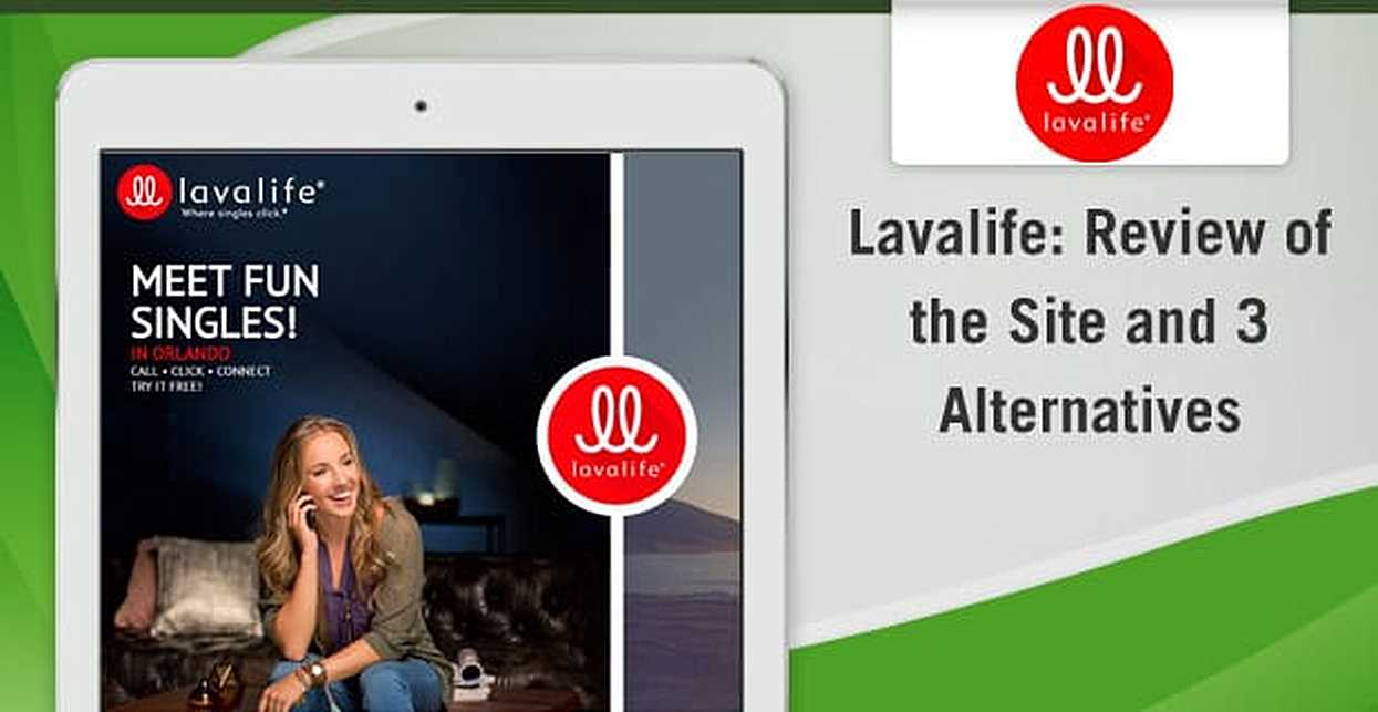 Lavalife: Review of the Site and 3 Alternatives