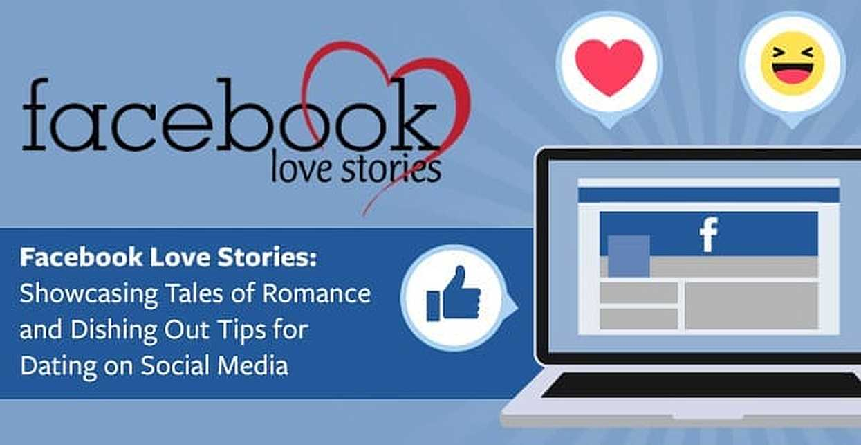 Facebook Love Stories — Showcasing Tales of Romance and Dishing Out Tips for Dating on Social Media