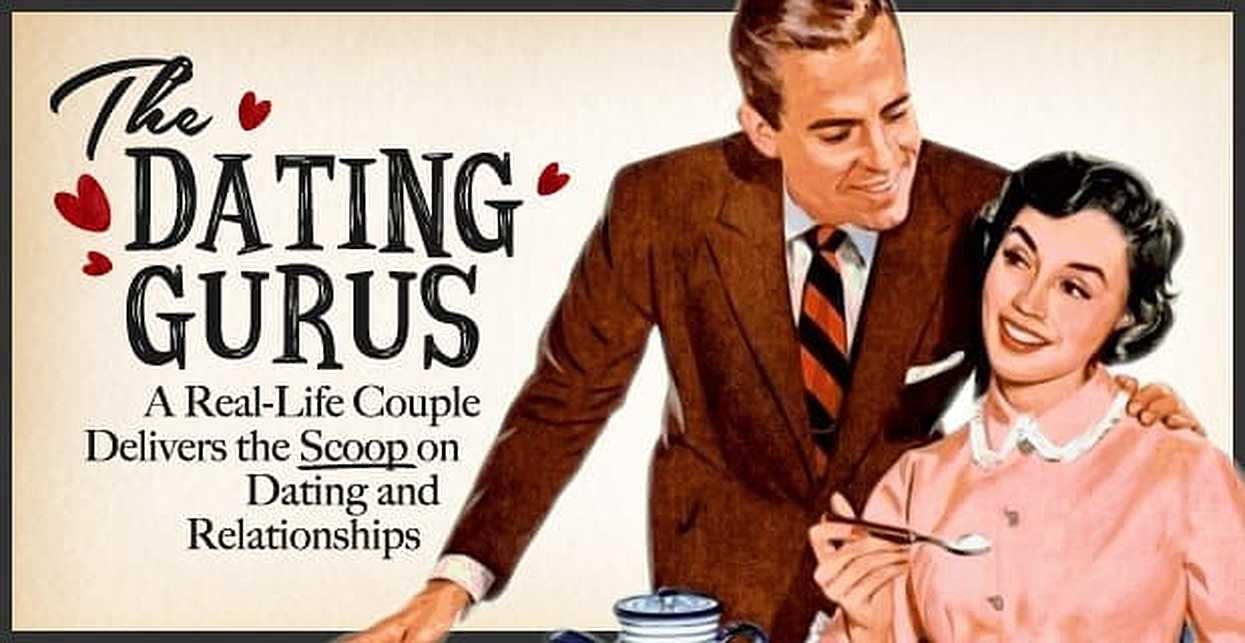 The Dating Gurus: A Real-Life Couple Delivers the Scoop on Online Dating and Relationships on Their Comprehensive Advice and Review Blog