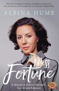 Cover of Miss Fortune by Albina Hume