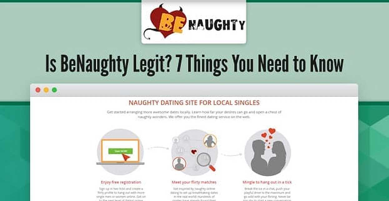 Is BeNaughty Legit? 7 Things You Need to Know