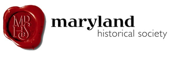 Photo of the Maryland Historical Society logo
