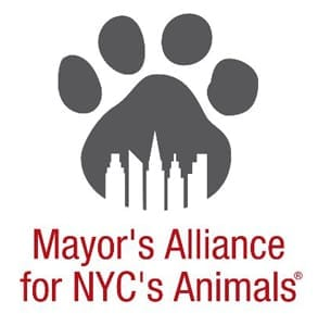 Photo of the Mayor's Alliance for NYC's Animals logo