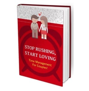 Cover of Stop Rushing, Start Loving