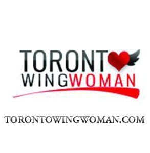 Photo of the Toronto Wingwoman logo