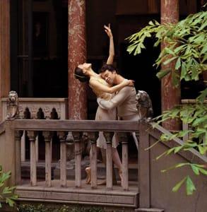 Photo of a Boston Ballet performance