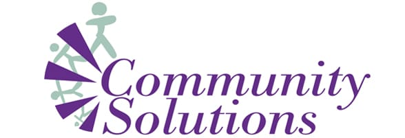 Photo of the Community Solutions logo